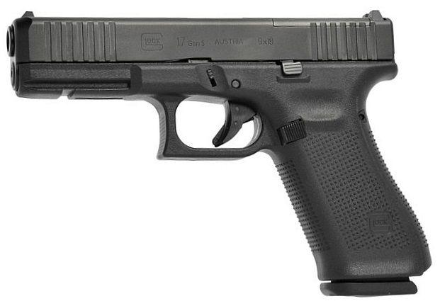 Pistolet GLOCK 17 Gen5 MOS FS cal.9x19