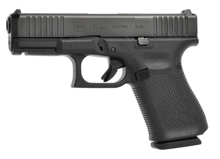 Pistolet GLOCK 19 Gen5 MOS FS cal.9x19