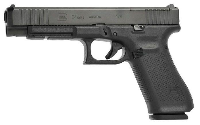 "Pistolet GLOCK 34 Gen5 MOS FS cal.9x19 ""Tarif Force de l'Ordre"""