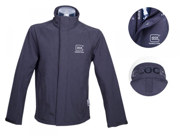 Blouson Softshell GLOCK Perfection Taille.L