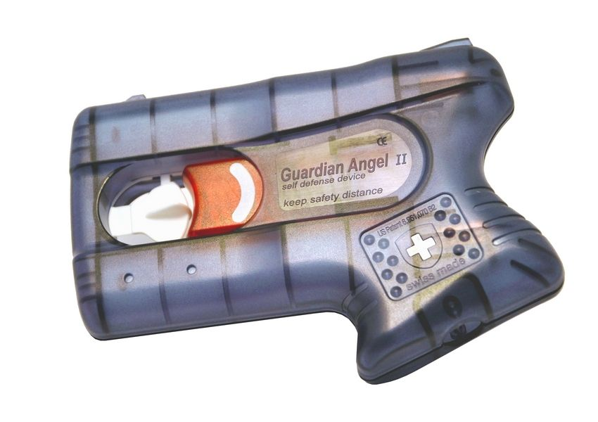 Pistolet Guardian Angel II Noir