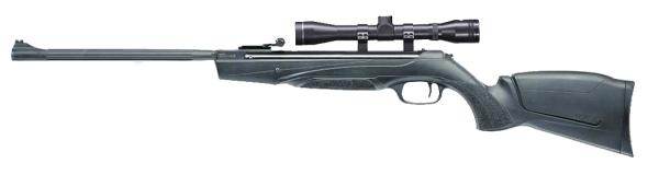 Carabine HAMMERLI Black Force 880 ''Combo Walther 4x32'' cal.4,5mm