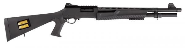 Fusil � pompe HATSAN Escort MP tactique cal.12/76 (canon de 46cm)