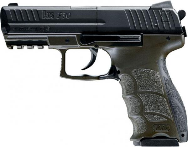 Pistolet HK P30 ODG cal.9 mm PA UMAREX