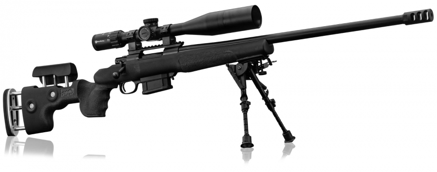 "HOWA GRS Chassis Rifle cal.308 Win ""Pack Nikko Stirling Diamond 6-24x50"""