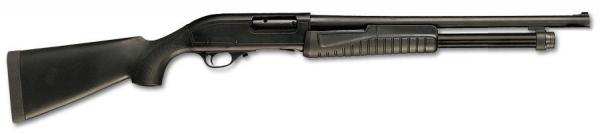 Fusil � pompe HATSAN Escort AimGuard cal.12/76 (canon de 46cm)