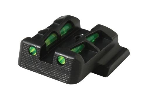 Hausse HIVIZ fibre optique GLOCK cal.9x19 - 40SW