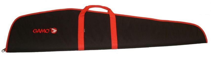Housse noir/rouge GAMO (123 cm)
