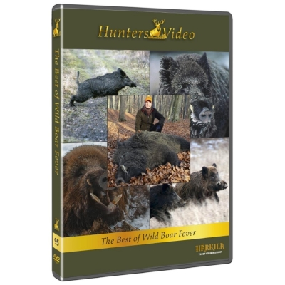 DVD Hunters Video ''Best Off Sangliers en battue''