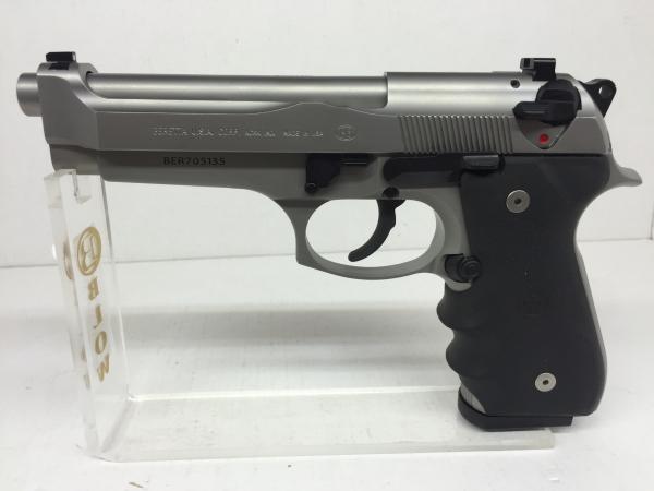Pistolet BERETTA 92 FS Brigadier INOX cal.9x19