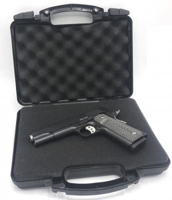 Valise FUZYON ABS pour armes de poing 29x18x6.5