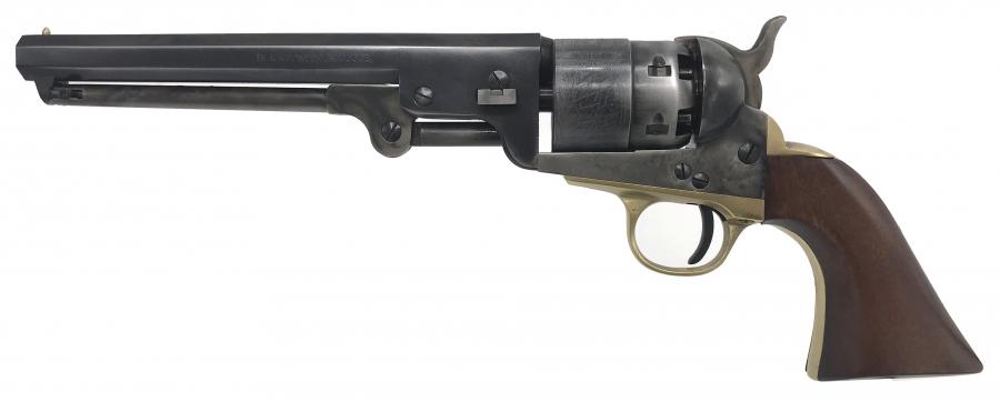 Revolver à Poudre Noire Pietta COLT 1851 Navy Yank OLD WEST cal.44