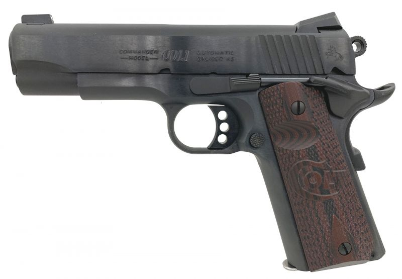 Pistolet COLT 1911 COMBAT COMMANDER Bronzé cal.45 ACP