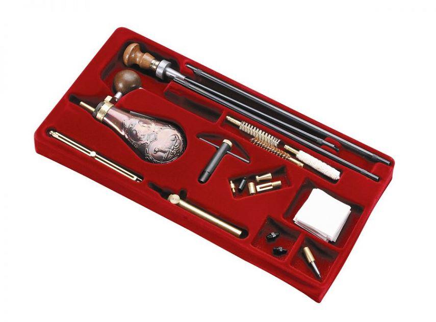 Kit de nettoyage et de chargement PEDERSOLI Cal.44