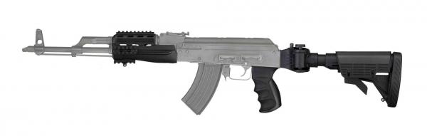 Kit crosse - poign�e - garde main en polym�re ATI pour AK47