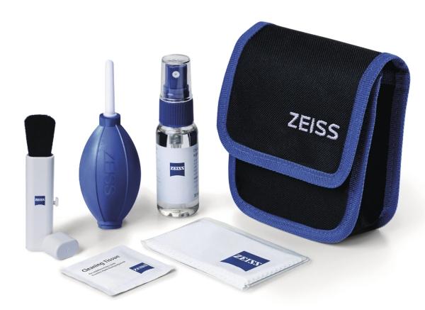 Kit ZEISS pour le nettoyage et l'entretien pour lunette de tir et de chasse