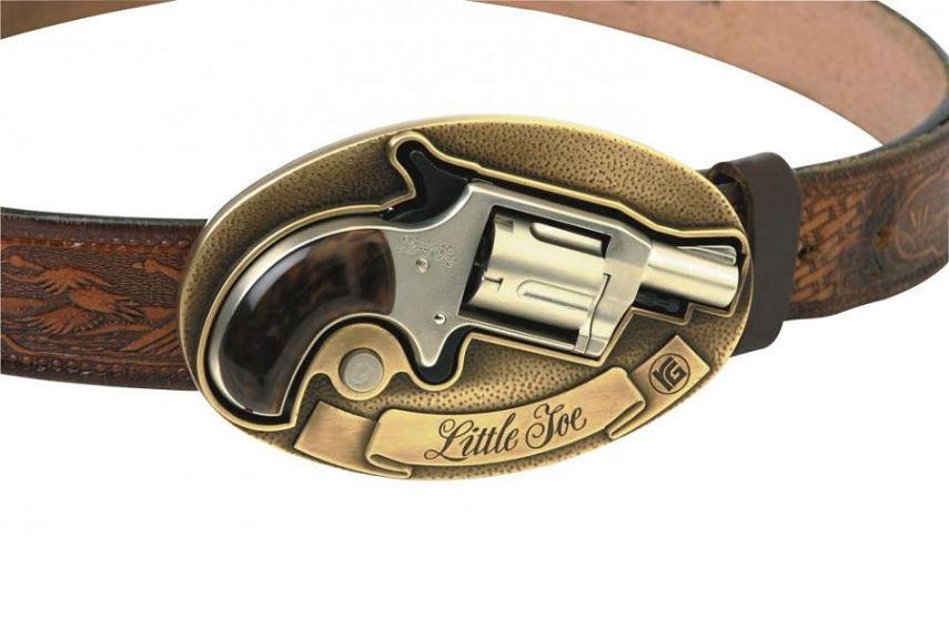 Revolver LITTLE JOE ''Boucle de ceinture'' cal.6mm  ROHM