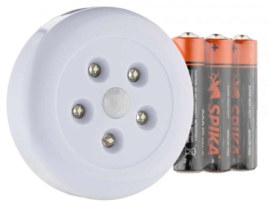 Lampe SPIKA détecteur de mouvement pour armoire forte