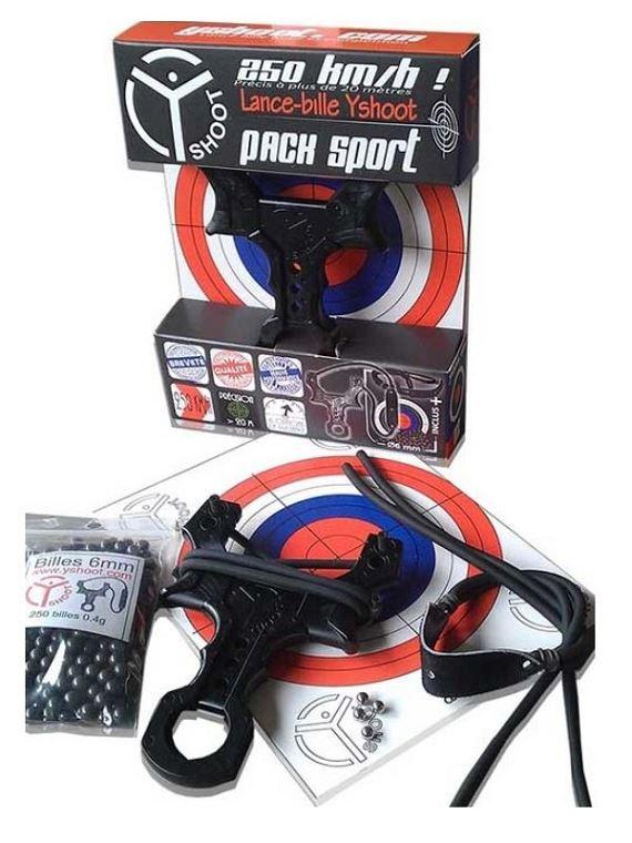 Lance Pierre YSHOOT ''Pack Sport''