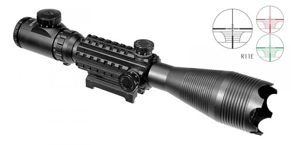 Lunette tactical LYNX 4-16x50 EG (r�ticule R11E)