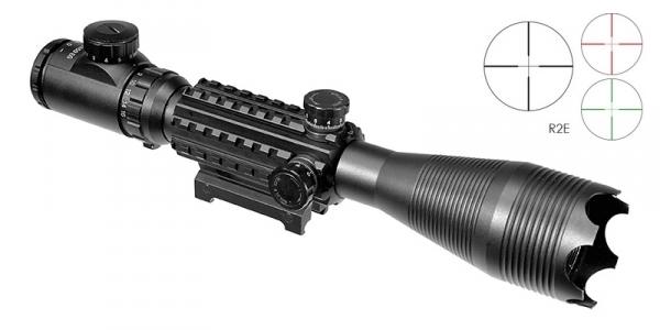 Lunette tactical LYNX 4-16x50 EG (r�ticule R2E)