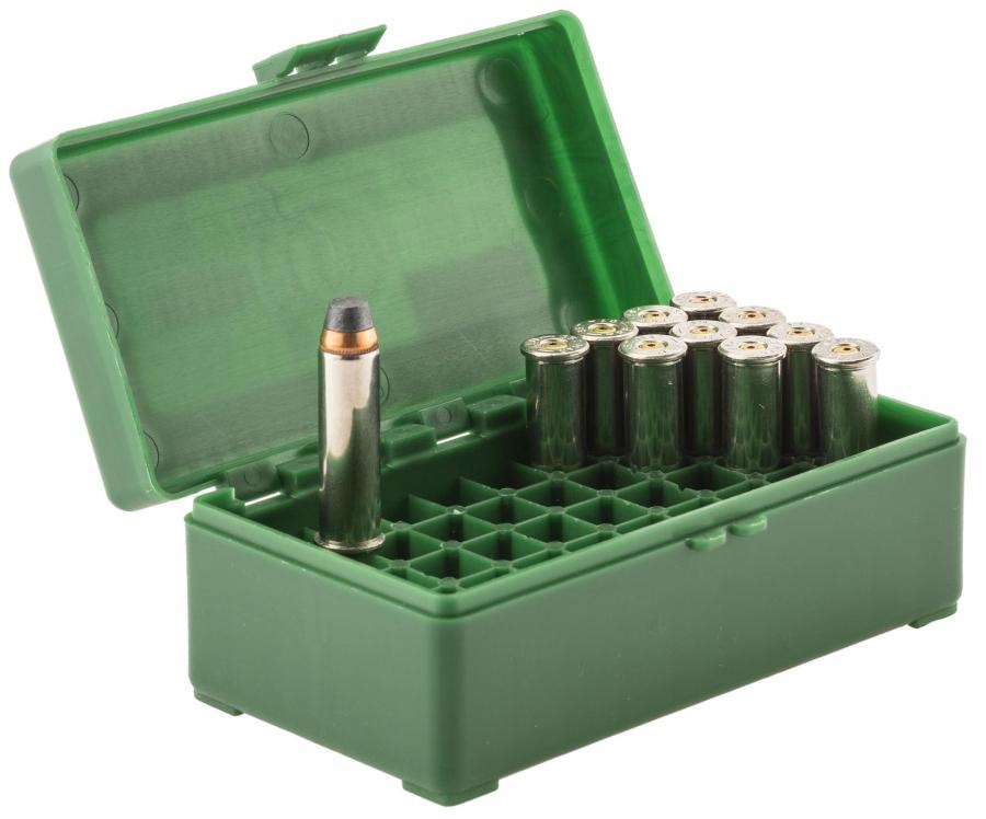 Boite à munitions MEGALINE cal.45 Auto /50