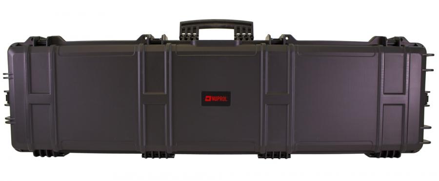 Mallette valise XL Waterprof NOIRE NUPROL 137x39x15cm