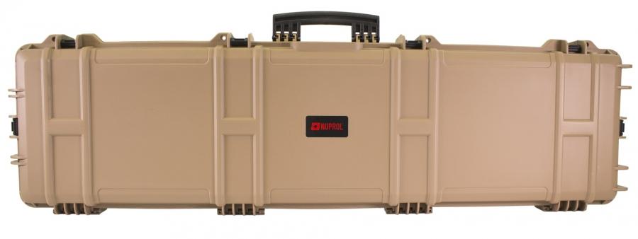 Mallette valise XL Waterproof TAN NUPROL 137x39x15cm