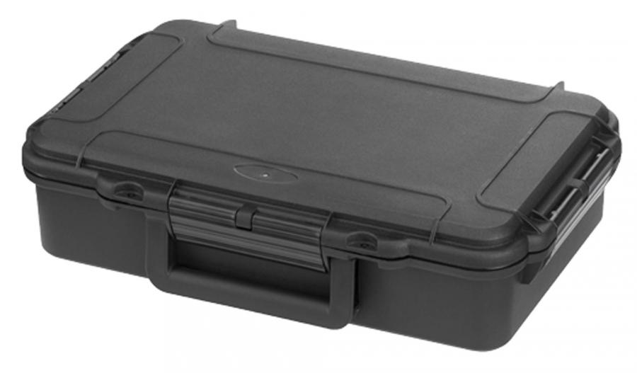 Mallette valise Waterproof NOIR PLASTICA PANARO 35x23x8,6 cm