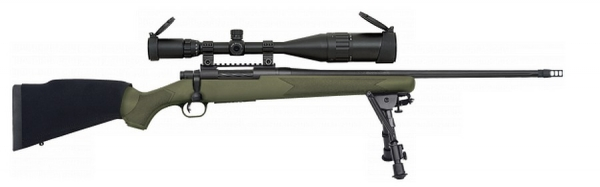 "Carabine MOSSBERG PATRIOT Night Train ""Kit SNIPER"" Cal.308 Win"