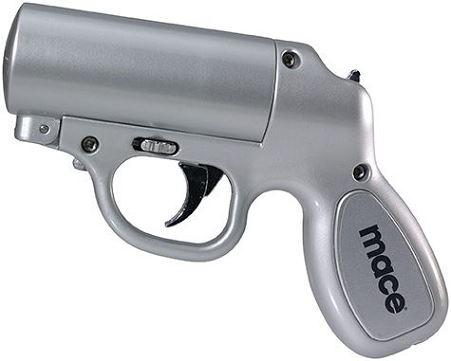 Pistolet lacrymog�ne MACE Pepper Gun Gris