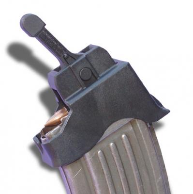 Chargette MAGLULA pour AK47 - GALIL cal.7,62x39 - 5,56