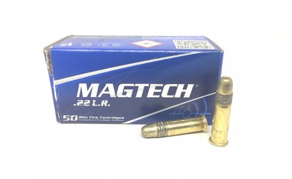 MAGTECH LRN High Velocity cal.22 Lr