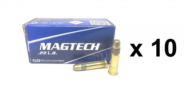 MAGTECH LRN High Velocity cal.22 Lr /500