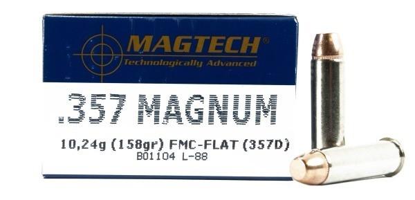MAGTECH cal.357 Magnum FMJ