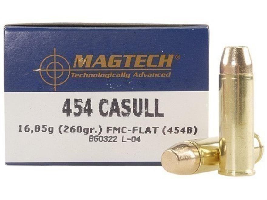 MAGTECH cal.454 CASULL FMJ