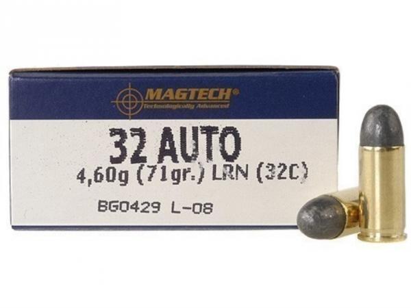 MAGTECH cal.7,65 mm (.32 Auto) LRN