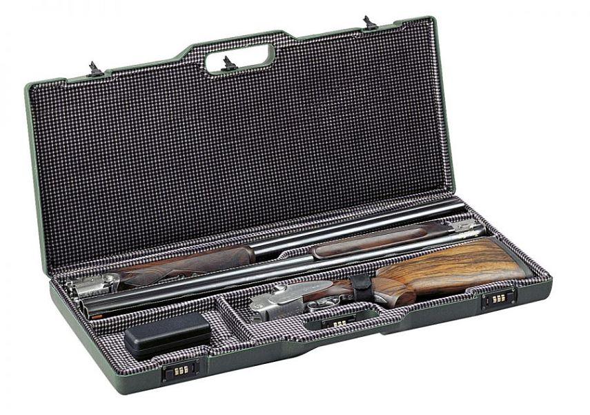 Mallette ABS rigide � code pour Fusil 77x24x10 NEGRINI