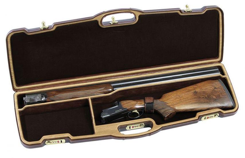 Mallette ABS rigide � code pour Fusil 79,5x23x7 NEGRINI