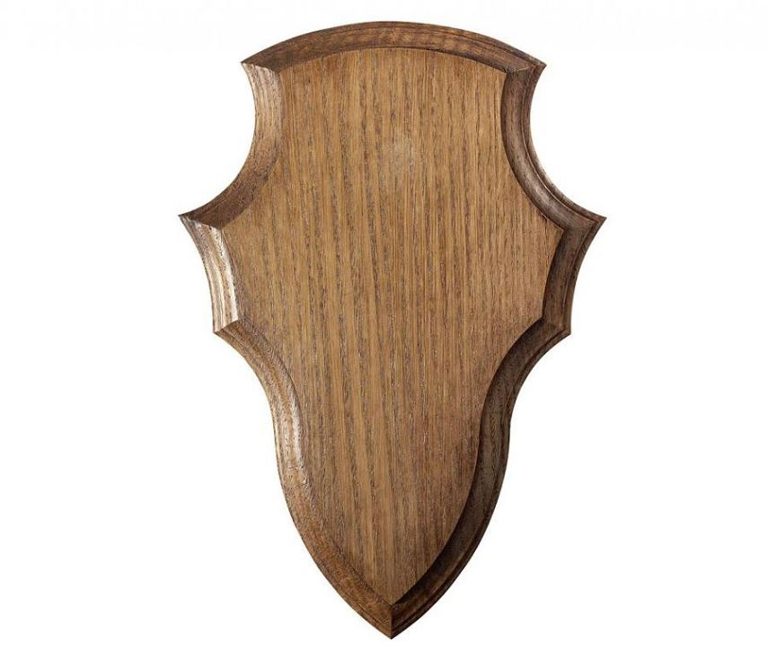 Ecusson Chevreuil 24 x 16 cm