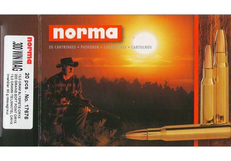 NORMA 300 Win ORYX 13g