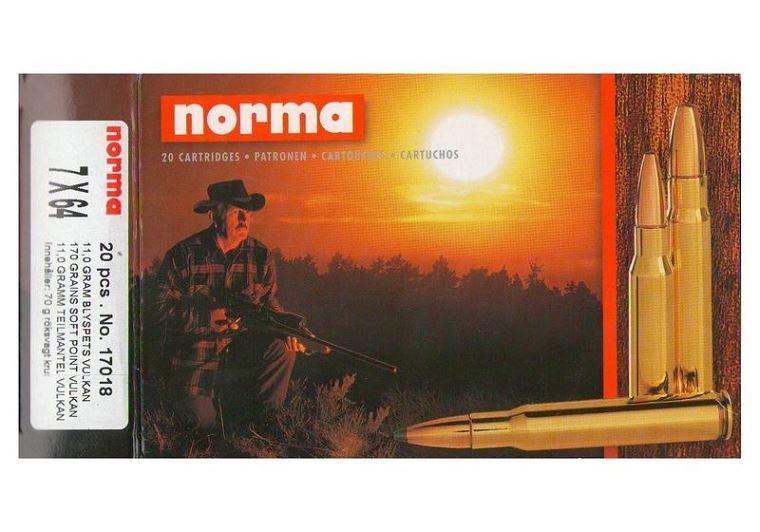 NORMA 7x64 VULKAN 11g