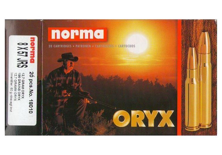 NORMA 8x57 Jrs ORYX 12,7g