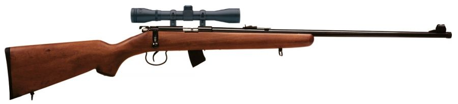 Carabine 22LR NORINCO JW15 Bois avec lunette LYNX 3-9x40