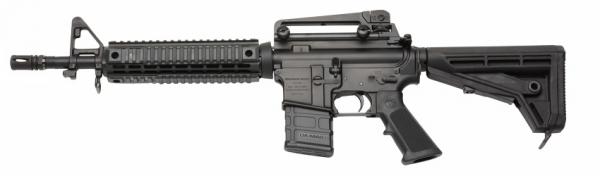 OBERLAND Arms AR15 Black Label C4 10