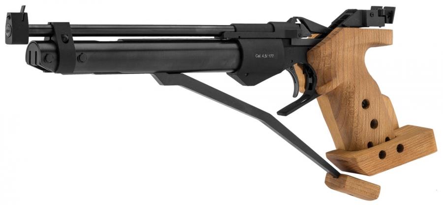 Pistolet de compétition BAIKAL IZH 46M cal.4,5mm Gaucher