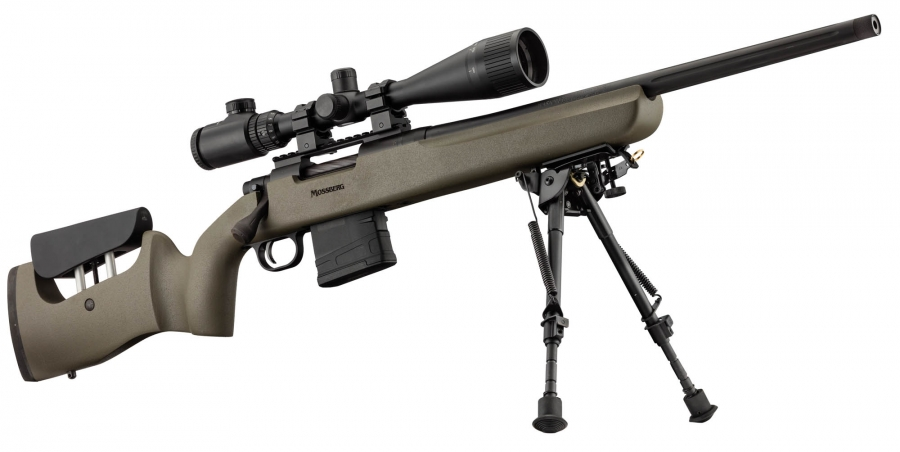 "MOSSBERG MVP SERIE LR Tactical Bolt Action cal.308 win ""Pack SNIPER"""
