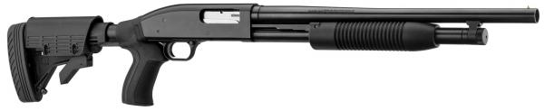 Fusil � pompe MOSSBERG Maverick 88 Tactical cal.12/76 (canon de 47cm)