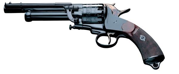 Revolver � Poudre Noire Pietta LE MAT mod�le Army Cal.44