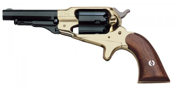 Revolver � Poudre Noire Pietta REMINGTON 1863 Pocket Laiton Cal.31